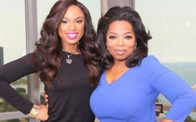 "Jennifer Hudson + Sugarland – ""Silent Night"" on Oprah"