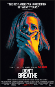 Don't Breathe (2016) Best mystery movies of all time