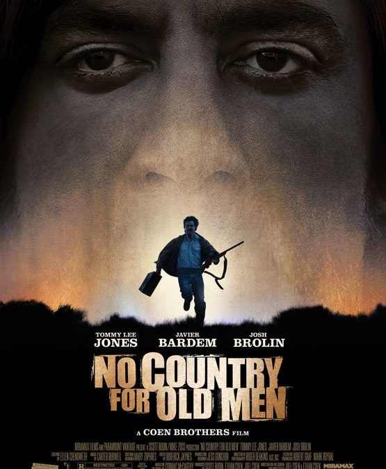 No Country for Old Men (2007) Best mystery movies of all time