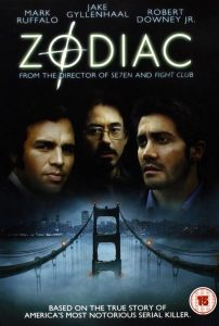 Zodiac (2007) Best mystery movies of all time