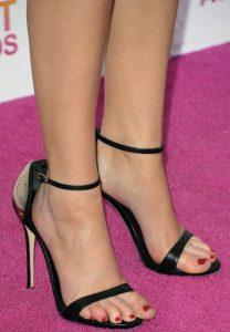Jennifer Lawrence Feet